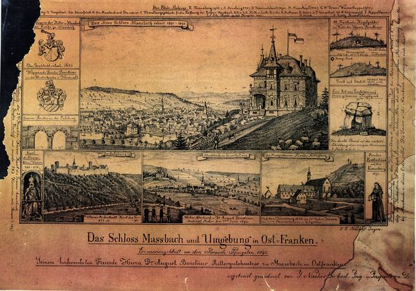 1. Erinneringsblatt 1892 a