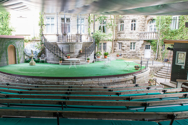 theater massbach Freilichtbühne