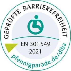 Logo Barrierefreiheit