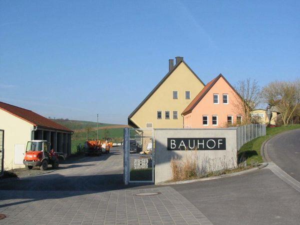 Bauhof Maßbach